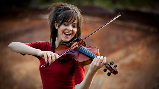 Lindsey's Beginnings (LINDSEY STIRLING)