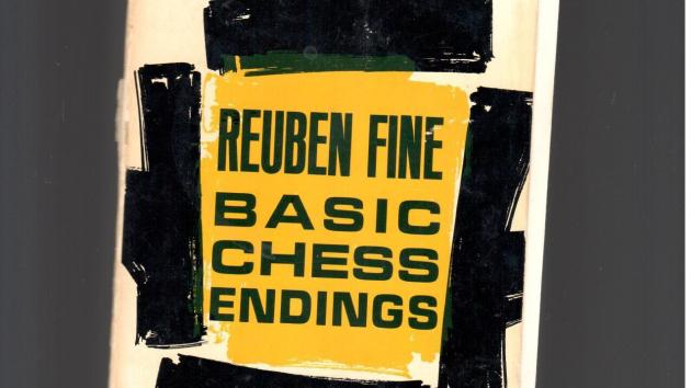 "Reuben Fine's ""Basic Chess Endings"" in action"