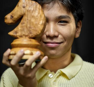 Congrats Wesley So for winning the Sin City Tournament both rapid and blitz