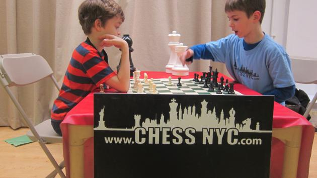 Chess NYC Summer Camps 2013