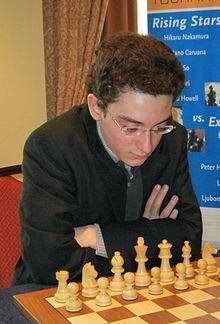 Caruana is the next World Championship contender to Carlsen