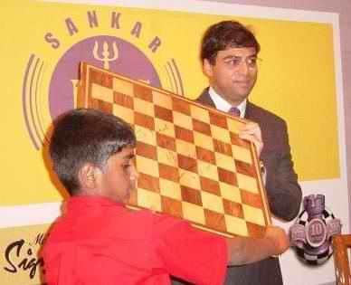The World Champion Anand gets outplayed sometimes by Younger Players.