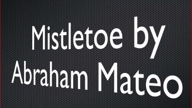 Mistletoe - JUSTIN BIEBER (Cover ABRAHAM MATEO)