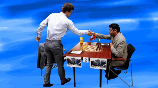 Magnus Carlsen vs. Viswanathan Anand - 2013 Tal Memorial