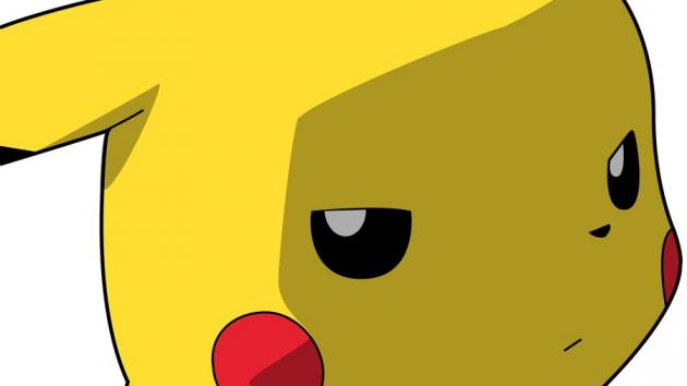 Pikachu. Is. Mad.