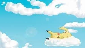 Pikachu learns fly