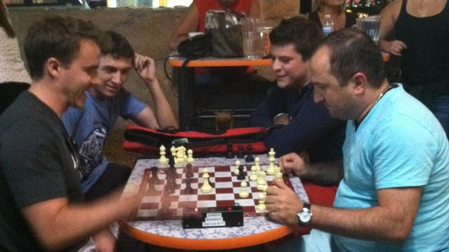Western Invitational Chess Camp - The Beginning