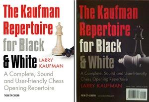 The Kaufman Repertoire: 1. ..., e5