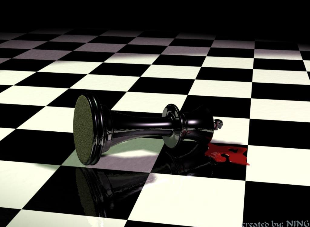 Checkmate and walk away