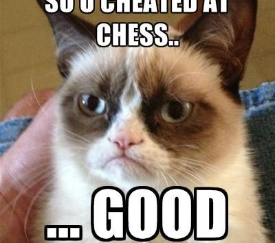 Goljufanje pri šahu