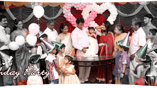 Birthday Party Organizers in Kochi