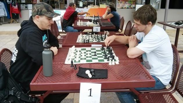 SCU LEXSA Plaza Tournament - 2013 S2 - Rounds 3/4