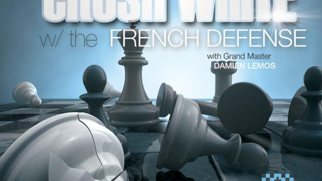 LAST DAY Free copy of The French Defense with GM Lemos