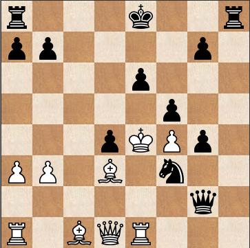Seven checkmates