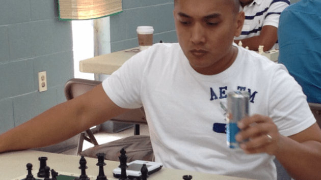 San Diego County Chess tourney