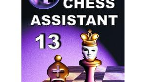 Chess Assistant 13 with Houdini 3 PRO