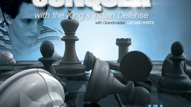 CONQUER w K Indian Defense! GM Leonid Kritz
