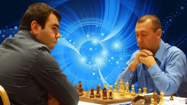 Gata Kamsky vs Shakhriyar Mamedyarov - 2013 FIDE World Cup