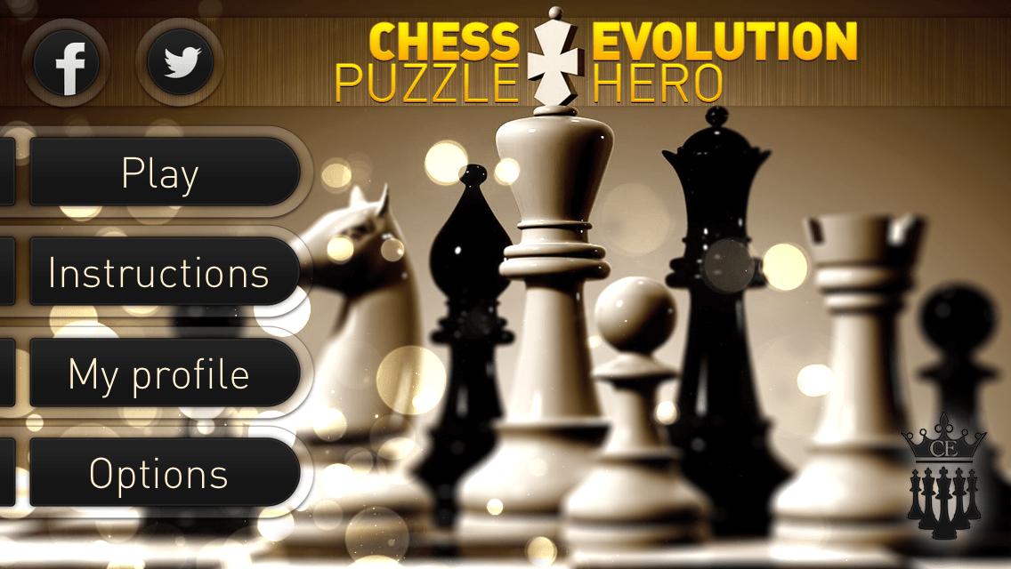 Chess Evolution Puzzle Hero