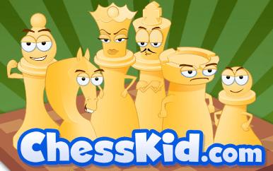 I'm on chesskid.com to