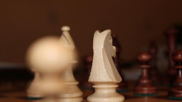 Моя первая шахматная задача