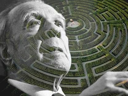 """""""LABERINTO"""" (Jorge Luis Borges)"""
