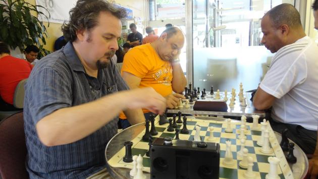 Why I Am A Chess Player