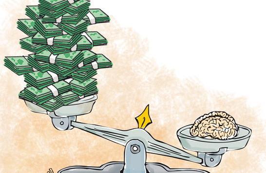 موضوع انشای حضرت علی (ع): علم بهتر است یا ثروت