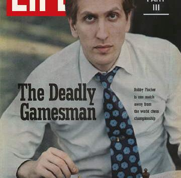 A collection of Bobby Fischer puzzles.