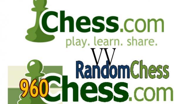 Chess vv. Chess960 RESULTS