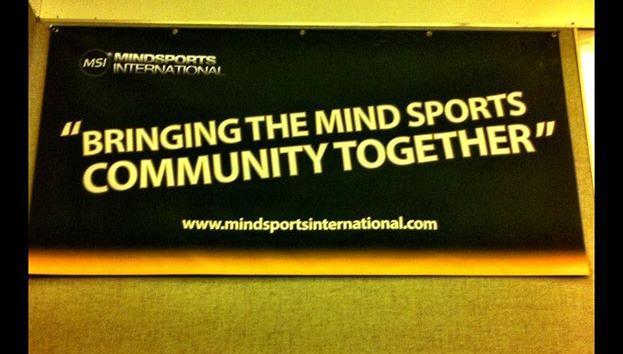Las Vegas MindSports Chess Festival Promo