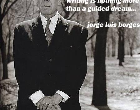 TWO ENGLISH POEMS (Jorge Luis Borges)