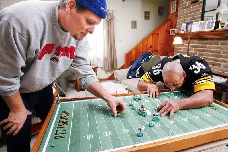 Chess, like football, a game of inches