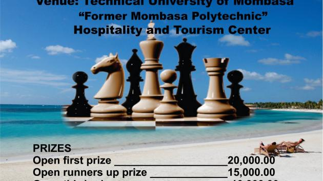 MOMBASA OPEN CHESS CHAMPIONSHIPS 2013