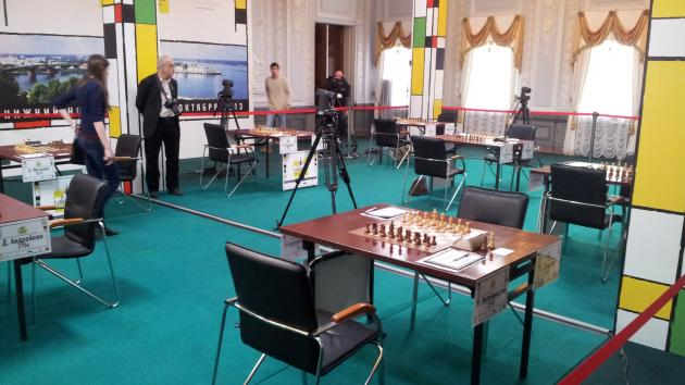 Суперфинал чемпионата России 4 - 15 октября 2013