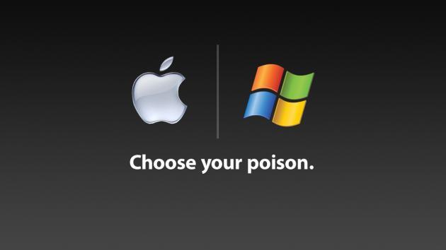 Microsoft v.s. Apple