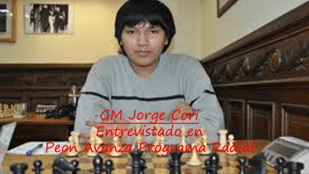 GM Jorge Cori - Entrevista