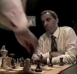 Kasparov's Famous -Yet Hilarious- Blunder...!