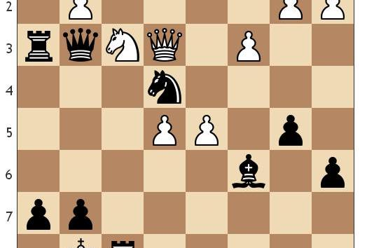 Chess is a game of Knowledge