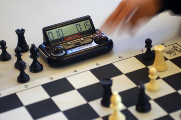HHCF Philosophy of The Chess Clock