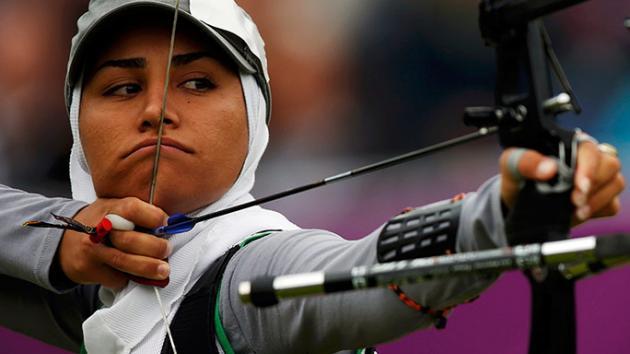 women in iran - sport 2