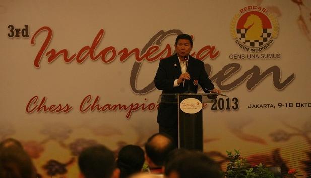 3rd Indonesia Open Chess Championship 2013 (Ulasan Bagian II)