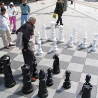 messy chessy