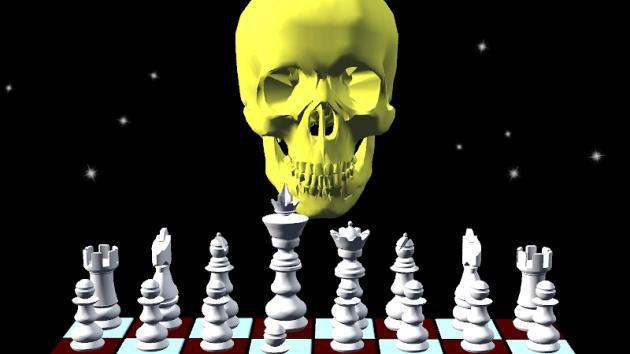 Death plays E4!