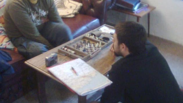 My CHESS Coach & Life Trainer...