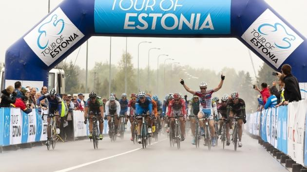 "Cycle Race ""TOUR OF ESTONIA 2013"""