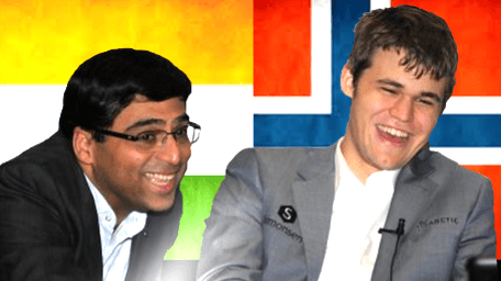Livestream of 2013 World Chess Championship - Anand vs Carlsen