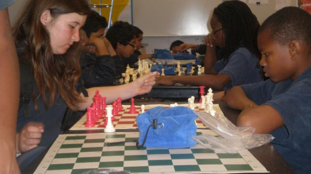 Game of the week- KLA CHESS CLUB