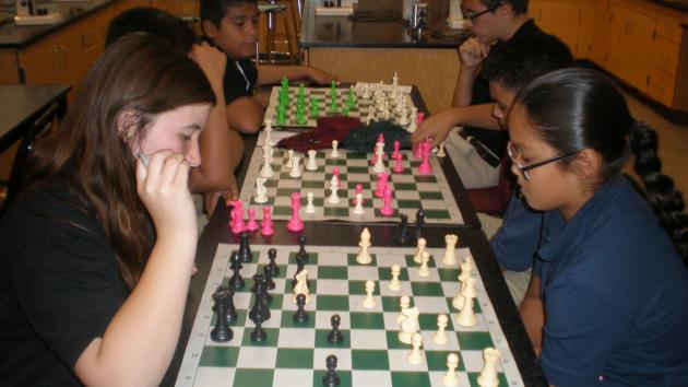 KLA Chess Club Game of the Week