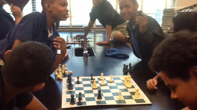 KLA Chess Club- Friday Showdown #5